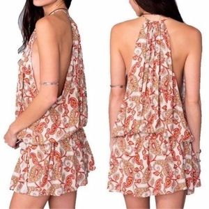Show Me Your Mumu Dress Lasso Mini Tunic